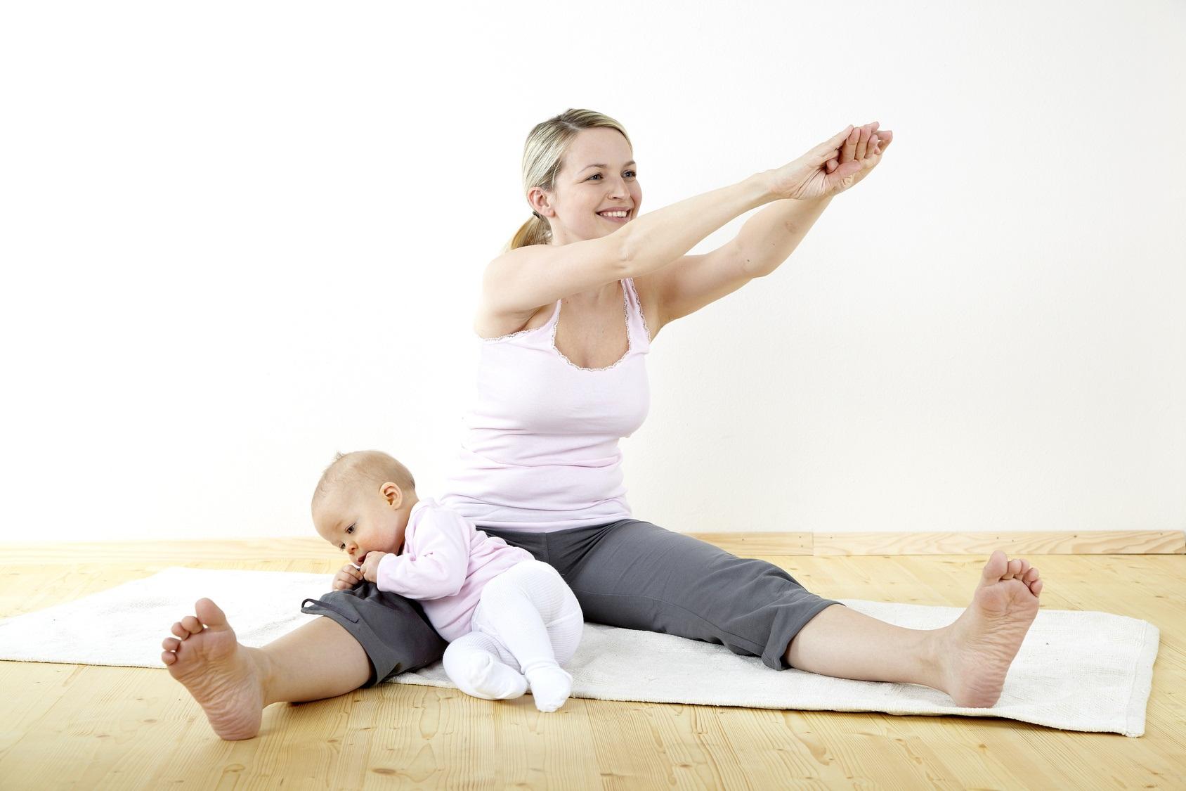 После родов болят суставы