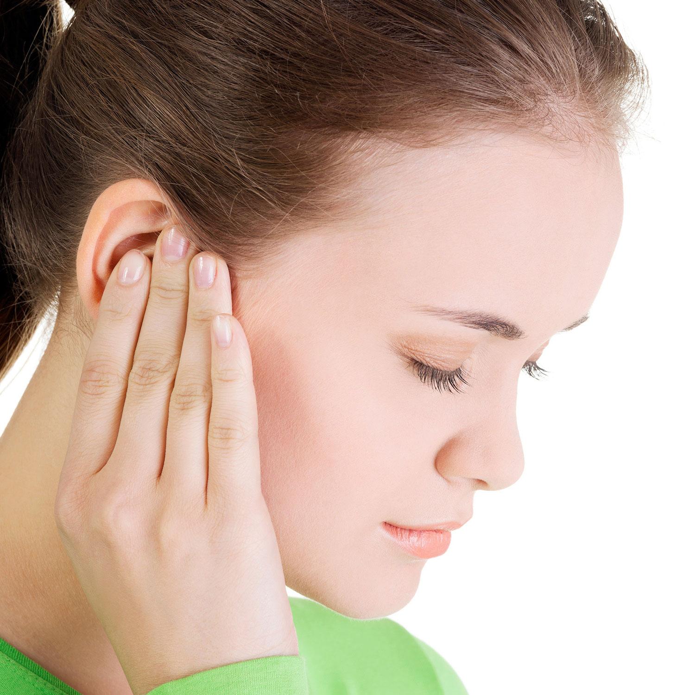 Шейный остеохондроз и заложенность уха