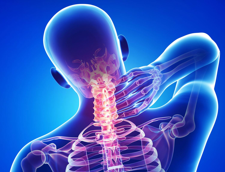 Упражнение для шеиного остеохондроза