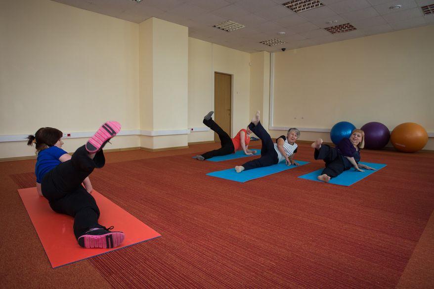 Упражнения для тазобедренного сустава бубновский лфк при контрактурах коленного сустава