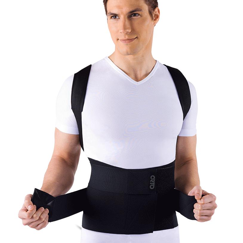 Упражнения по профилактике нарушения осанки