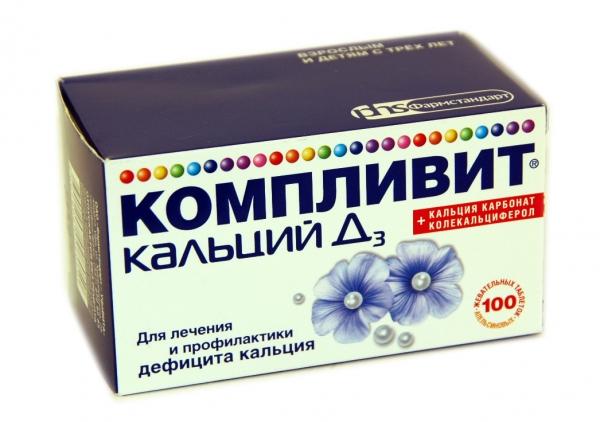 Витамины для суставов и костей: названия препаратов