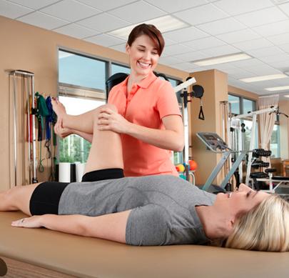 Массаж при занятии физическими упражнениями