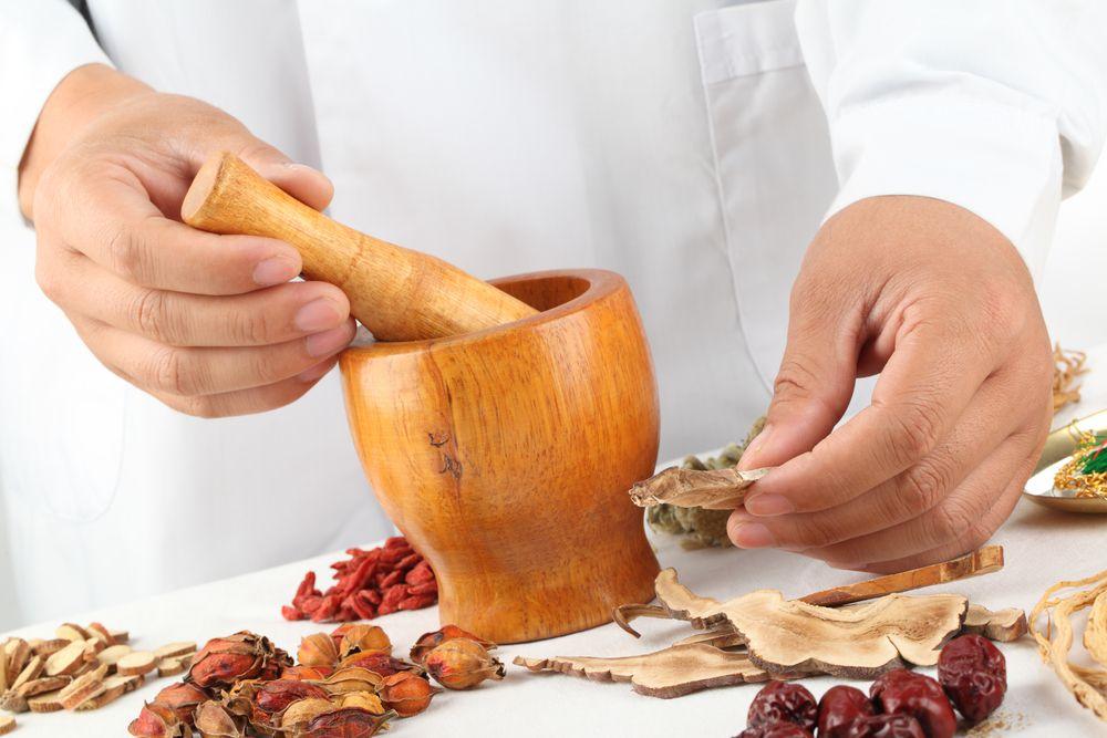 лечение связок голеностопа народными средствами