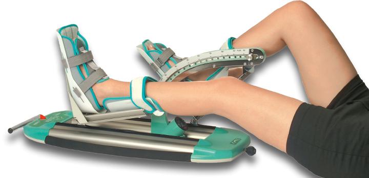 пассивная и активная недостаточность суставов