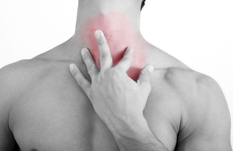 Ком в горле при остеохондрозе шейного отдела: боли в горле ...