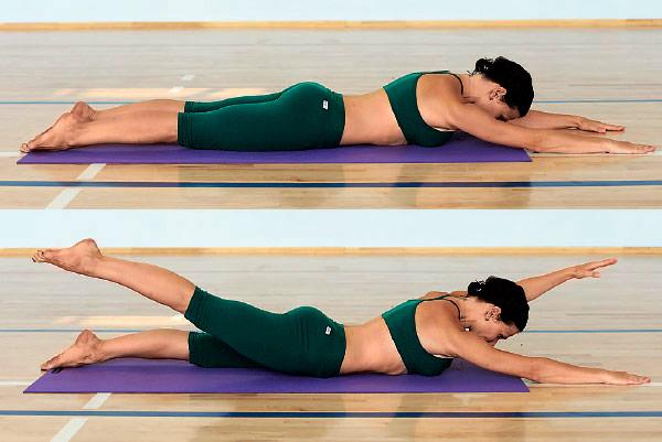 Что делать при боли в спине выше поясницы