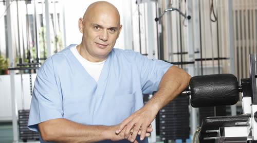 Доктор Бубновский: упражнения и гимнастика для плечевых суставов