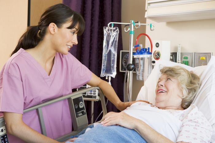 Уход за пациентами с переломами позвоночника