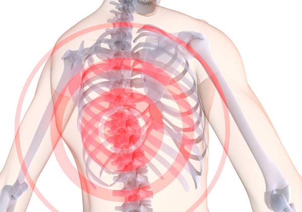 Китайские точки при болях в шее