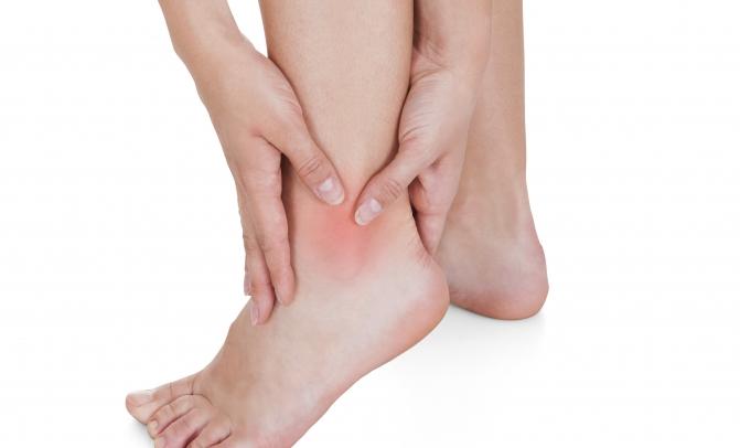 Артрит голеностопного сустава: причины, симптомы, лечение