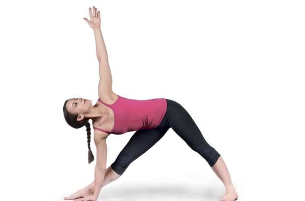 Упражнения йога вытягивание позвоночника в домашних условиях