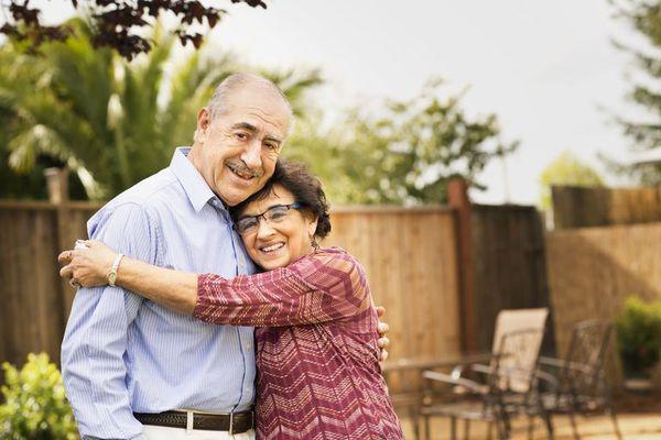 Счастливый муж благоприятно влияет наздоровье собственной супруги