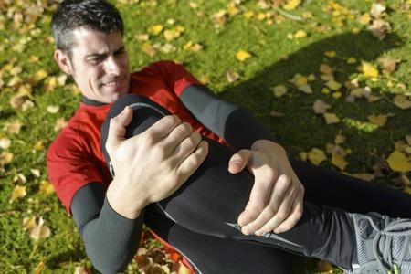 Травма колена
