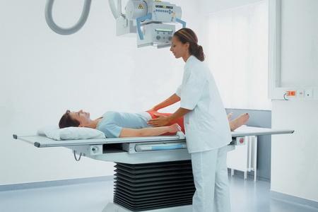 Процедура рентгена