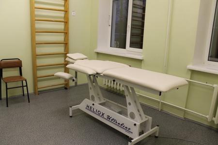 Стол для мануальной терапии