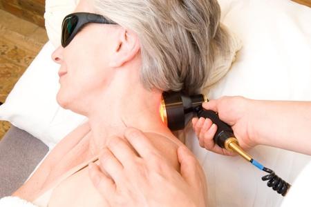 Физиолечение шеи