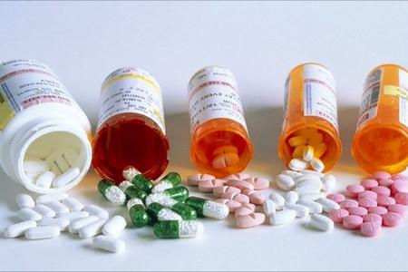 Баночки с лекарством