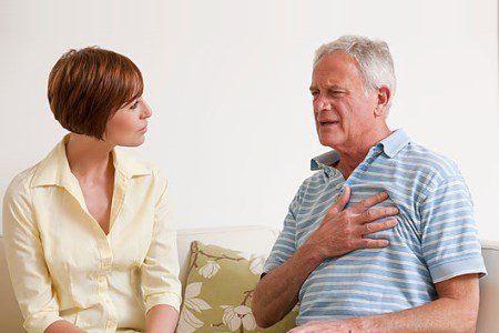 Боли в сердце при остеопарозе