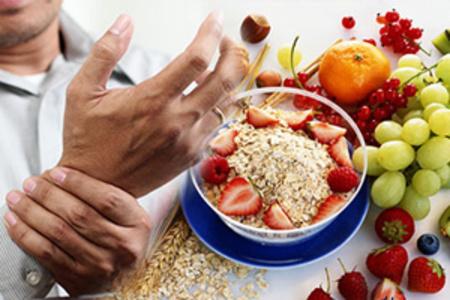 Питание (диета) при ревматоидном артрите: виды, продукты, меню