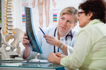 Грудной отдел позвоночника заболевания