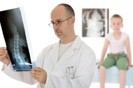 Выпрямление лордоза грудного отдела