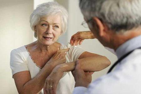 Сильные боли в плечевом суставе ночью