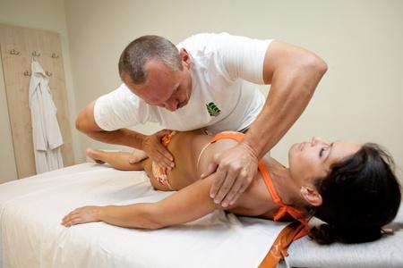 Физкультурное занятие для детей с нарушением осанки