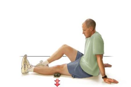 упражнения на стул при артрозе коленного сустава на стуле видео