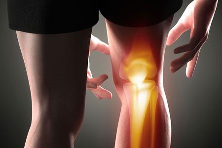 Больное колено