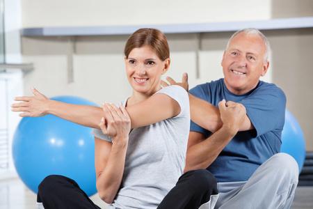 Лфк для мышц спины