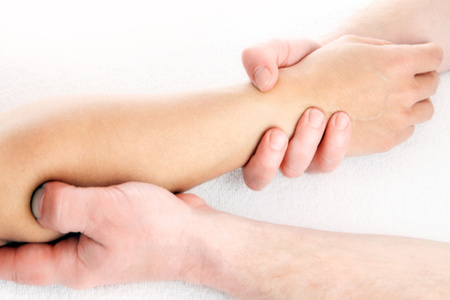 Лечение эпикондилита локтевого сустава методом бубновского