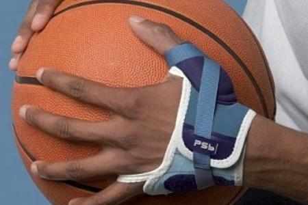 Мяч в руке