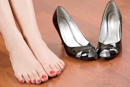 ноги, туфли