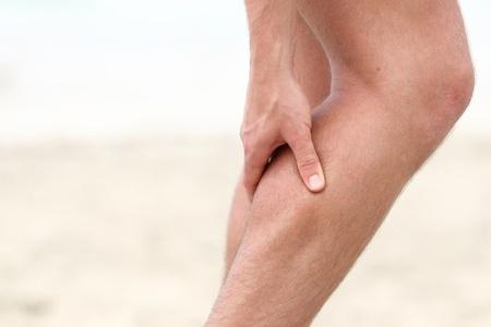 Боль в голени