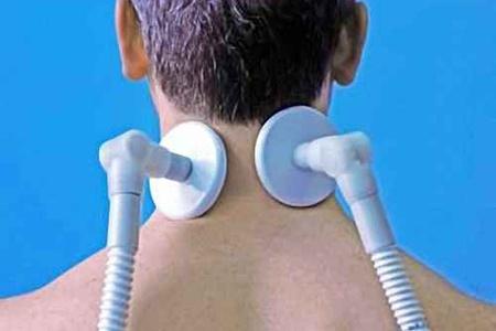 Физиопроцедуры на шею