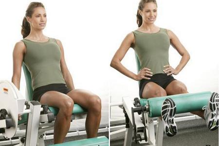Зарядка для коленных суставов