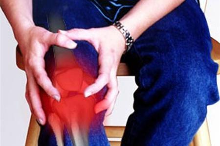Ревматоидный артрит колено