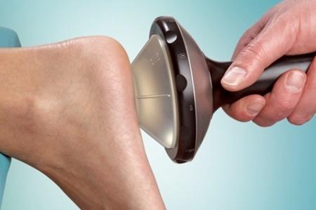 Физиолечение голеностоп
