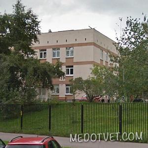 Волоколамская больница 1 метро