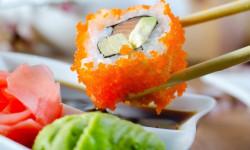 Суши помогут сохранить зрение в норме