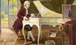 Музыка Моцарта поможет при гипертонии и высоком давлении