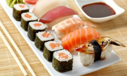 Любители суши подвергаются риску заражения паразитами