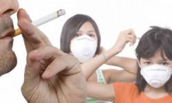 Пассивное курение вызывает ожирение у детей