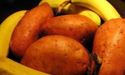 Картофель и бананы улучшают работу кишечника — исследование