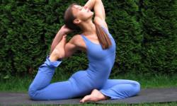 Йога: упражнения для позвоночника