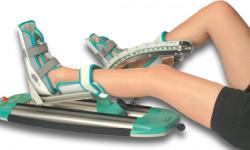 Тренажер для разработки коленного и других суставов