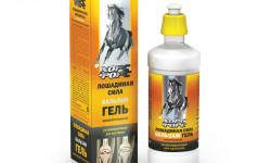 Гель (бальзам, мазь) Лошадиная сила для лечения суставов