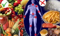 Правильное питание при артрозе суставов