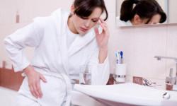 Тошнота по утрам при беременности – защитная реакция от выкидыша
